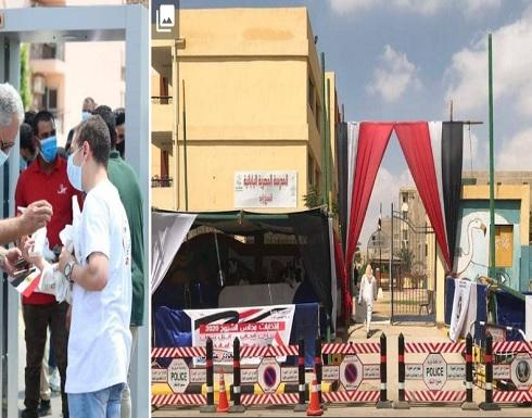 بالكمامة والقفاز.. انتخابات شيوخ مصر تجتاز اختبار كورونا