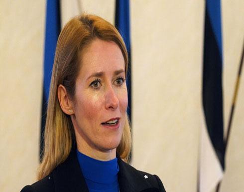 إصابة رئيسة حكومة إستونيا بفيروس كورونا