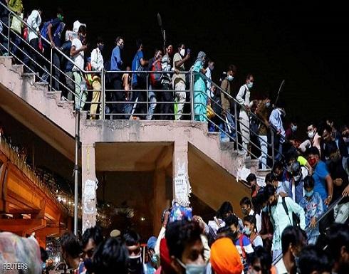 الهند تسجل أحد أكبر أرقام وفيات كورونا منذ تفشي الوباء