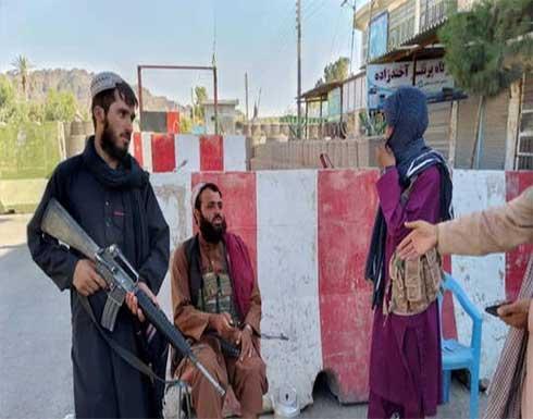 مسؤول أفغاني: التأخر في إعلان حكومة جديدة مرتبط بقضية بنجشير حصرا