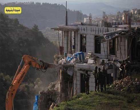 الأمم المتحدة تدعو إسرائيل إلى وقف هدم بيوت الفلسطينيين