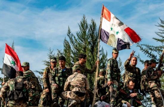 نظام الأسد يقصف سهل الغاب تزامنا مع الذكرى العاشرة للثورة