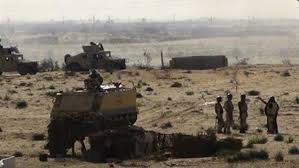 تنظيم الدولة الإسلامية يعلن مسؤوليته عن هجوم في سيناء قتل 12 جنديا
