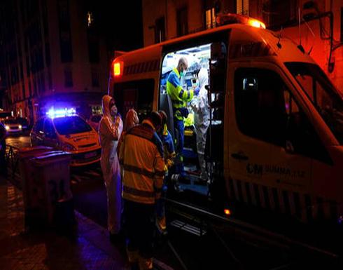 إسبانيا تسجل نحو 152 ألف إصابة جديدة بفيروس كورونا خلال أسبوعين
