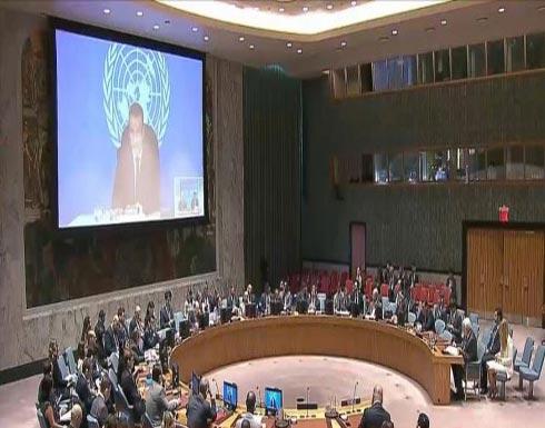 مجلس الأمن يدعو لوقف الأعمال القتالية باليمن
