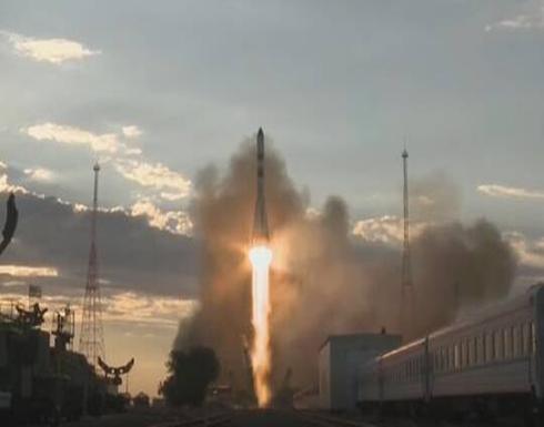 """""""روس كوسموس"""" تسجل رقما قياسيا جديدا في سرعة الوصول إلى المحطة الفضائية الدولية"""