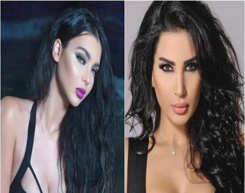 قمر اللبنانية تفضح شيراز بصورة هوية .. شاهد
