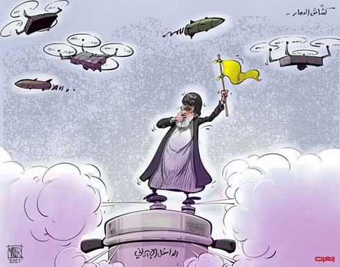النظام الإيراني يشغل الداخل المحتقن بمناوشات مع الخارج