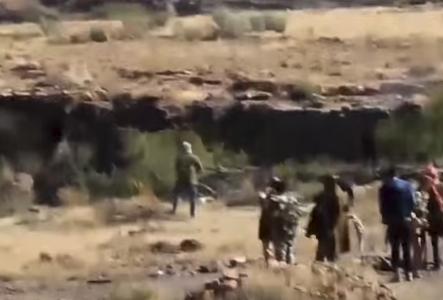 شاهد ..المعارك التي يخوضها الجيش اليمني ضد مليشيات الحوثي في دمت