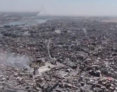 """قناة الرافدين: حرب الموصل """"التحرير بالتدمير"""""""