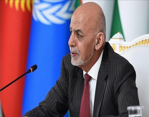 الرئيس الأفغاني يقترح تشكيل حكومة انتقالية بمشاركة طالبان