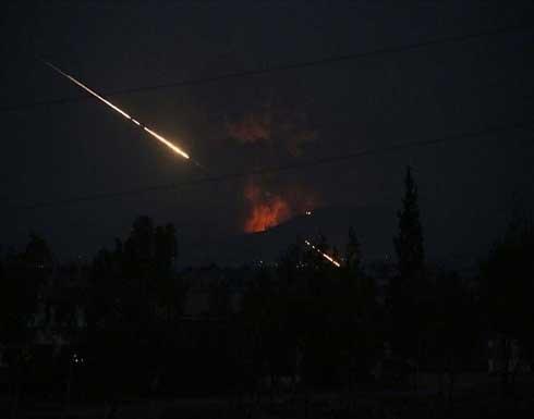 طيران مجهول يستهدف مواقع إيرانية شرقي سوريا