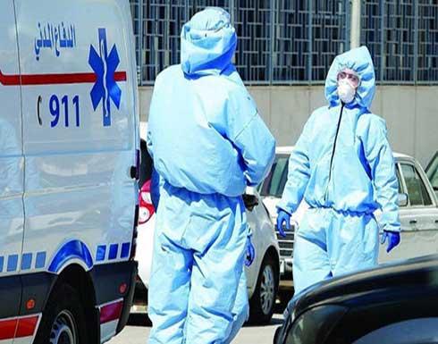 تسجيل 69 وفاة و 8910 اصابة بفيروس كورونا في الاردن