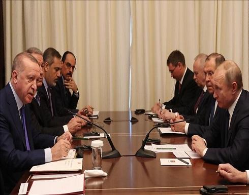 أردوغان: يتوجب ضمان قبول الهدنة والعودة للعملية السياسية في ليبيا