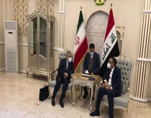 وزير الطاقة الايراني تعهد للحكومة العراقية باستئناف ضخ الغاز الايراني بشكل عاجل