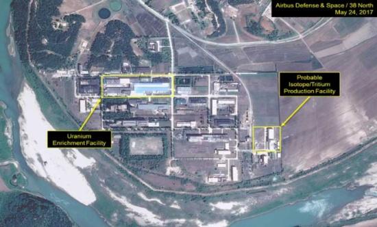 كوريا الشمالية لديها مخزون من البلوتونيوم اكبر مما كان معتقدا