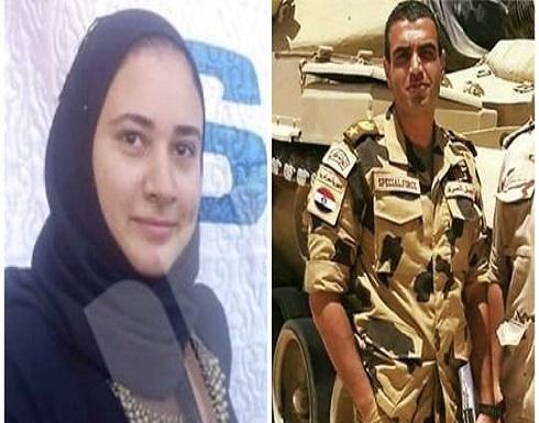 """زوجة الضابط أحمد المنسي تعلق على مشهد مقتله في مسلسل """"الاختيار"""" .. شاهد"""