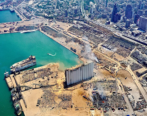 وزير الاقتصاد اللبناني يكشف حجم مخزون الطحين في بلاده