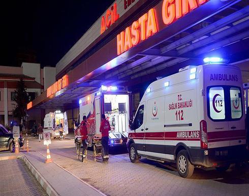 """نقل 6 سوريين أصيبوا باشتباكات """"الباب"""" للعلاج في تركيا"""
