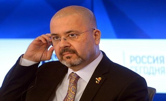 العذراي : نتطلع لنتائج مثمرة لزيارة الوفد البرلماني الاردني للعراق