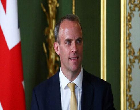وزير الخارجية البريطاني يحذر من تراجع الديمقراطية في العالم