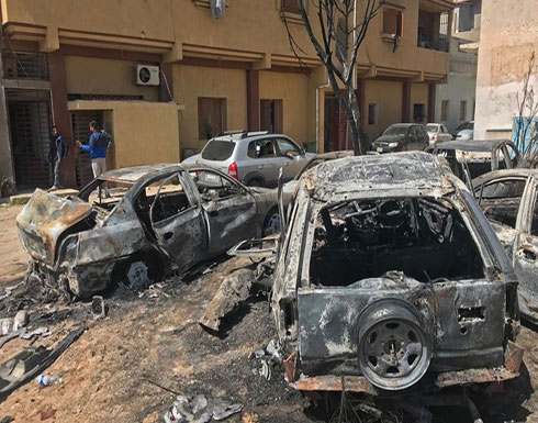 MEE: أهالي طرابلس عادوا ليجدوا حفتر قد نهب بيوتهم ولغّمها