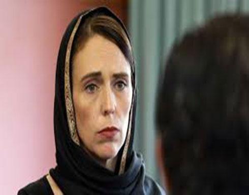 بالفيديو : رئيسة وزراء نيوزيلندا تتحجب احتراما لضحايا مجزرة المسجدين
