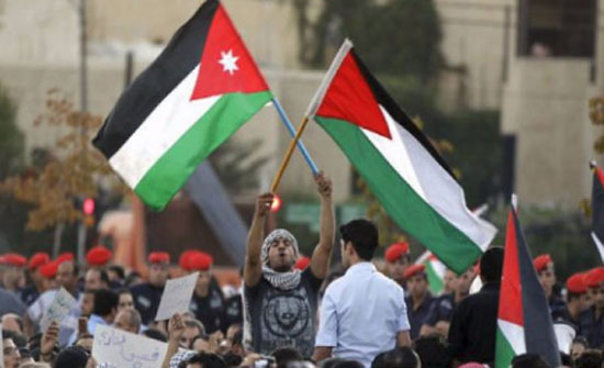 يوم غضب أردني رفضاً لاعلان القدس عاصمة لإسرائيل..(تفاصيل)