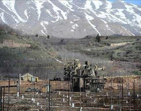عناصر من الجيش الإسرائيلي تقتحم الحدود اللبنانية