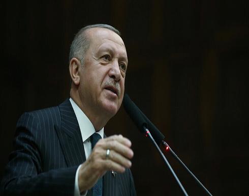 أردوغان يتهم ثلاثية مينسك للتسوية في قره باغ بالتهاون