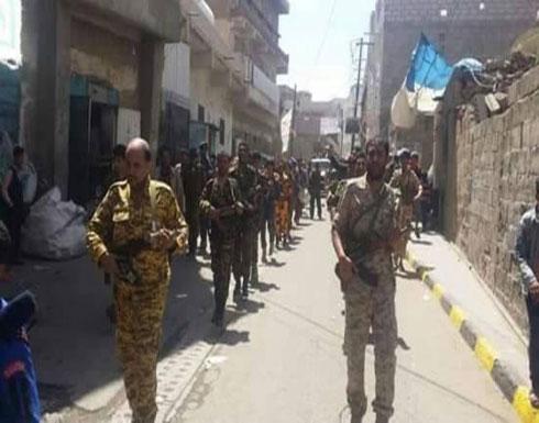 صنعاء تتحول إلى معتقل كبير.. عروض عسكرية واقتحام جامعات