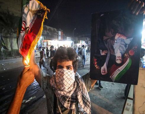 إيران تستدعي سفير بغداد للاحتجاج على حرق قنصليتها بالبصرة