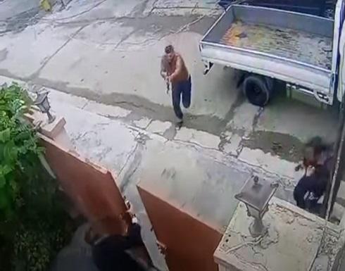 الأمن العراقي يلقي القبض على قتلة المحامي السلماني  .. بالفيديو لحظة اغتياله