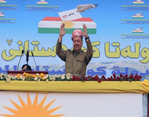برلمان كردستان العراق يعقد أول جلسة له بعد توقف دام عامين لبحث الاستفتاء