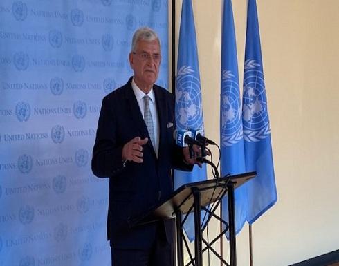الامم المتحدة : تأثير النضال السلمي قد يكون أقوى في الدفع باتجاه حل الدولتين