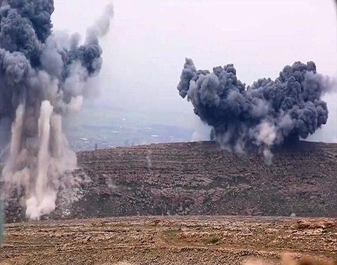 خلال 72 ساعة.. ثالث هجوم يستهدف امدادات قوات التحالف بالعراق