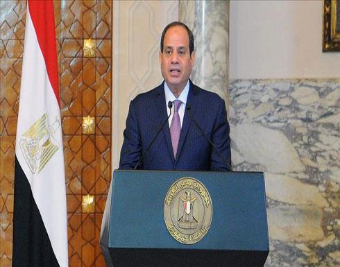 السيسي يوجه جيش بلاده بالمشاركة في تنمية سيناء