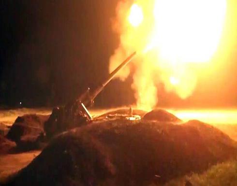 جيش أذربيجان يدمر أعدادا كبيرة من المدرعات الأرمينية .. بالفيديو