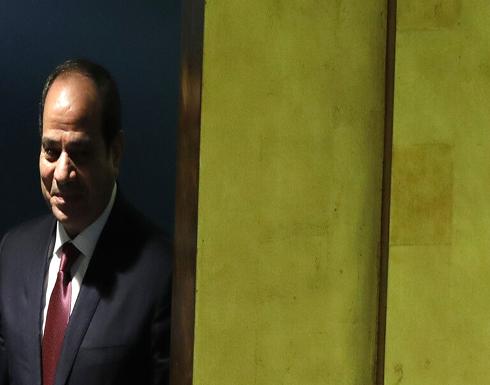 السيسي يعاقب عددا ضخما من القضاة .. ومصادر تكشف سبب قرارات الرئيس المصري