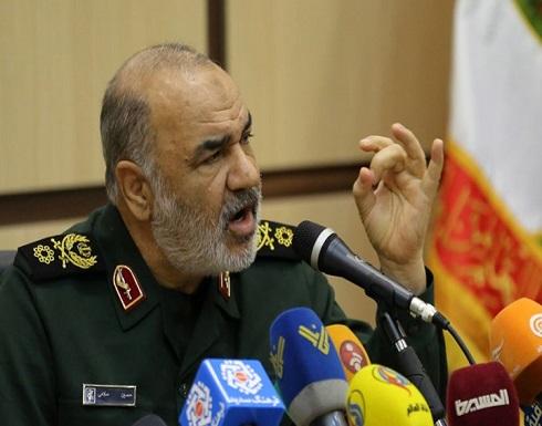 الحرس الإيراني يشيد بالمقاومة ويكشف عن ضرب أهداف إسرائيلية