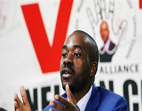 فوز الزعيم الحالي لزيمبابوي بالانتخابات الرئاسية