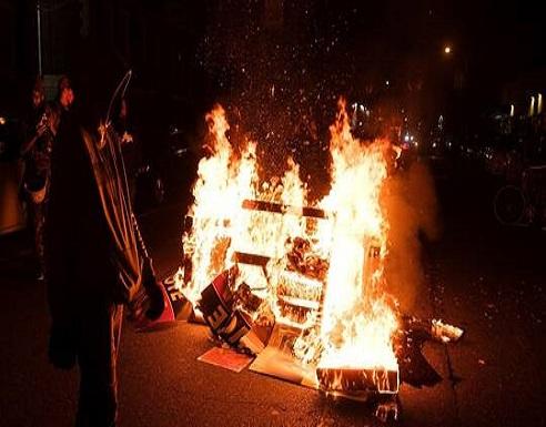 فرض حظر التجول في فيلادلفيا مع تصاعد الاحتجاجات