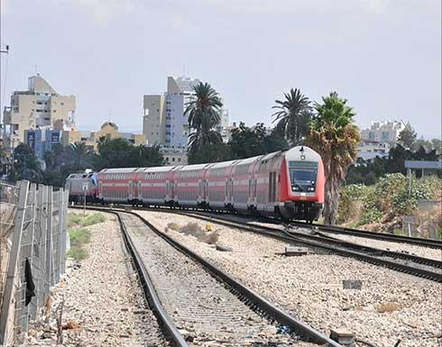الاحتلال يعلن عن مشروع سكة حديد تربط الإمارات بميناء حيفا