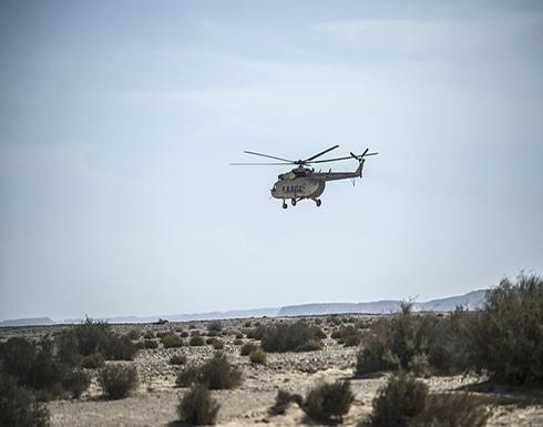 الجيش الليبي يسيطر على مروحية لحفتر هبطت غربي سرت