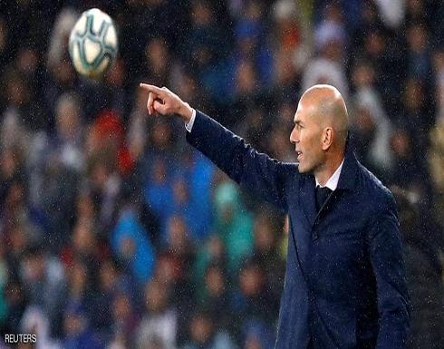 تعليمات زيدان للاعبي ريال مدريد خلال فترة الحجر الصحي