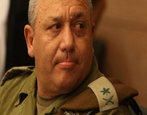 آيزنكوت: مشكلة غزة معقدة جدا ولا يمكن معالجتها بالقوة العسكرية
