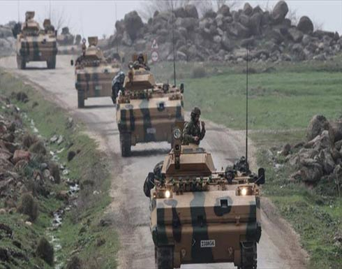 """الجيش التركي يستهدف المواقع العسكرية للإرهابيين في """"عفرين"""""""