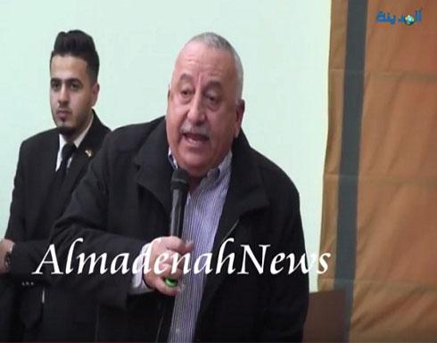 النائب الاردني خالد رمضان : قضية القدس قضية وطنية وتعني كل عشيرة ومدينة وقرية في الأردن