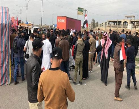 """كركوك.. احتجاجات رافضة لعودة """"الحزب الديمقراطي الكردستاني"""""""