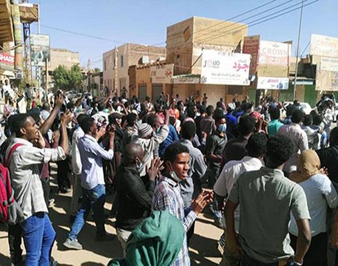 السودان.. مقتل متظاهر وإصابة آخرين بالرصاص في أم درمان